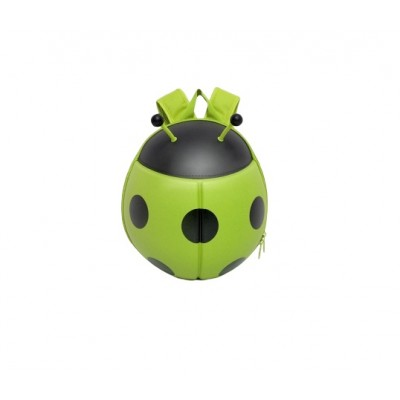 Backpack Bug Verde