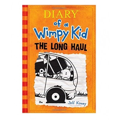 Diary of A Wimpy Kid #9