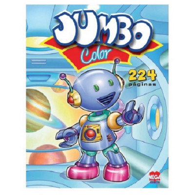 Jumbo Color Robot
