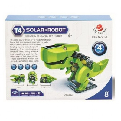 Kit Solar Jurasic 4 en 1