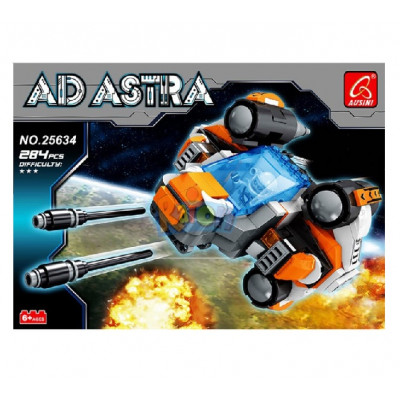 Armo Nave AD-Astra 284 Pcs