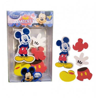 Set Borradores Mickey Mouse