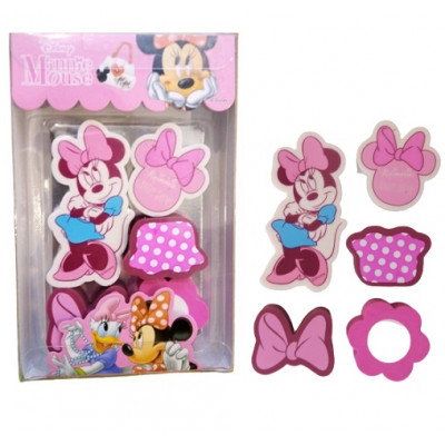 Set Borradores Minnie Mouse